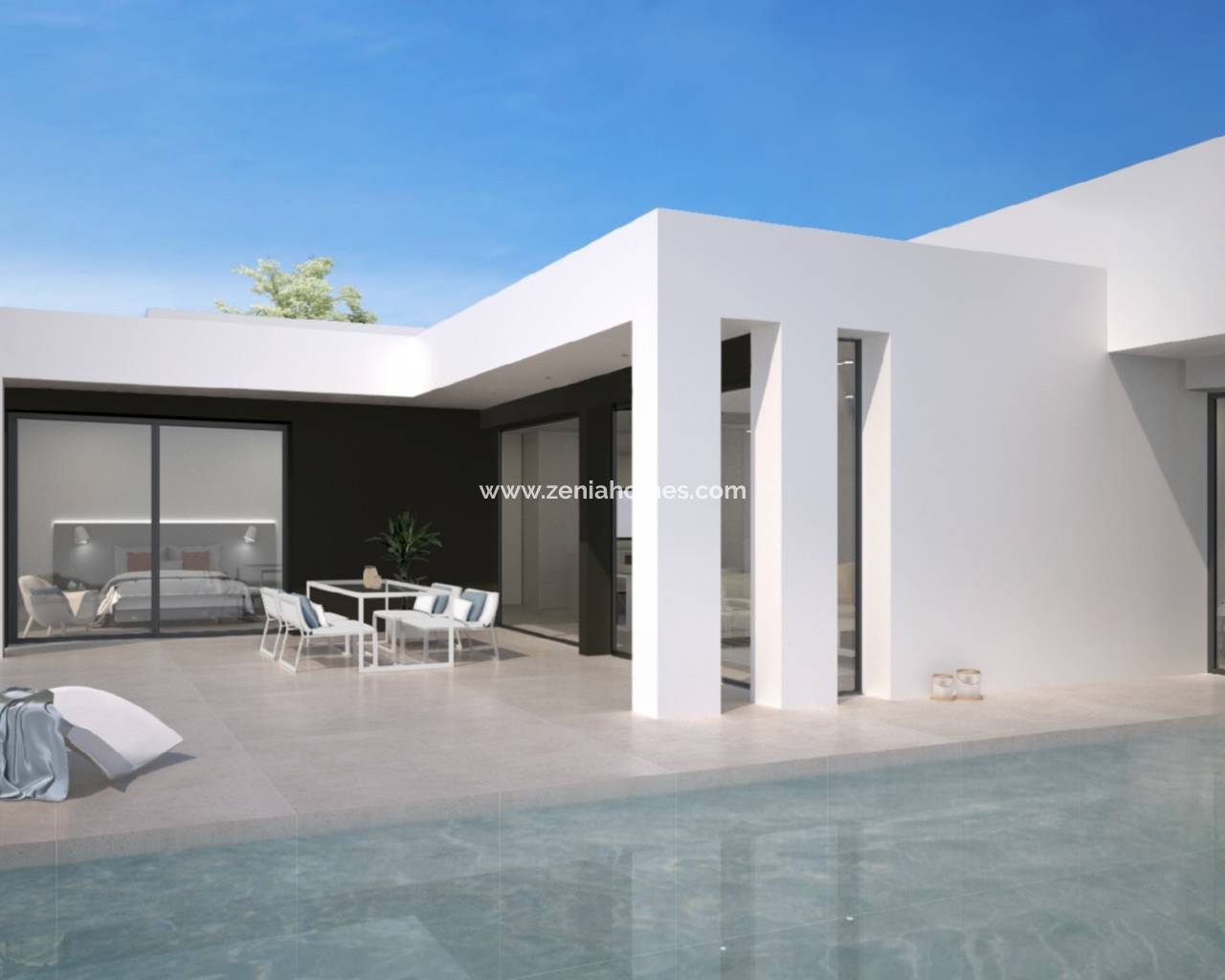 Detached Villa - New Build - Benitachell - Benitachell
