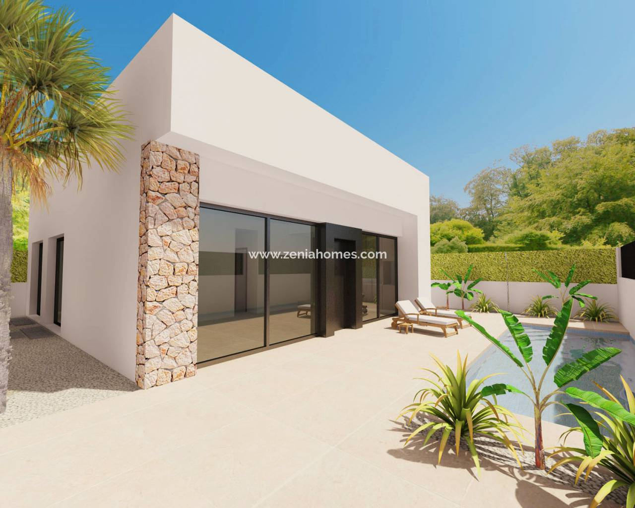 Detached Villa - New Build - Lo Pagan - Lo Pagan