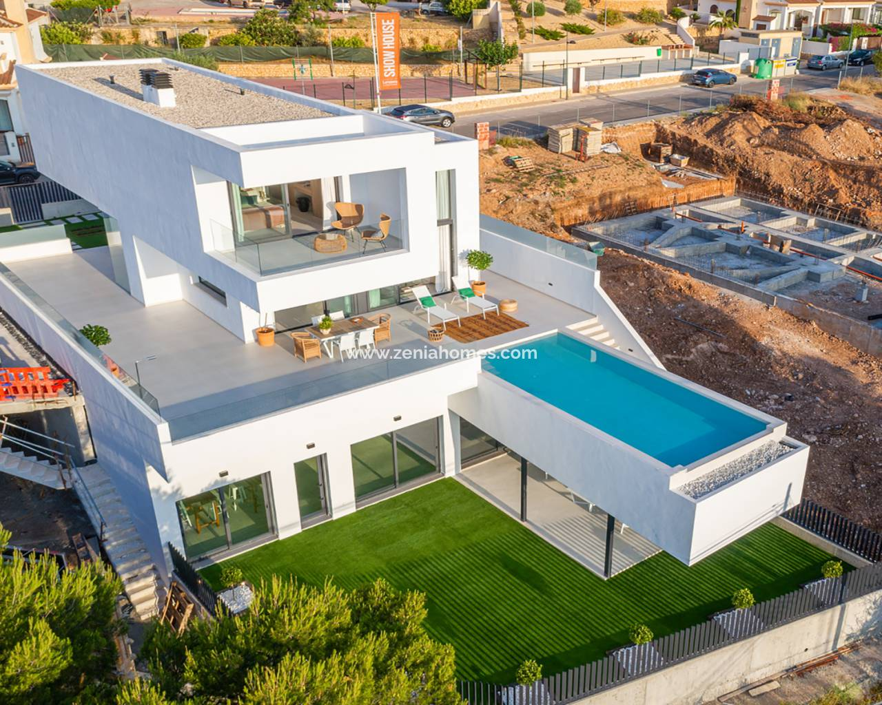 Detached Villa - New Build - Polop - Polop