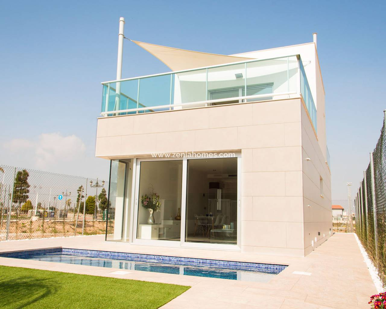 Detached Villa - Nouvelle construction - Los Alcazares - Los Alcazares