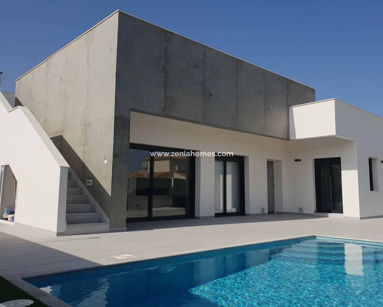 Detached Villa - Nouvelle construction - Pilar de la Horadada - Pinar de Campoverde