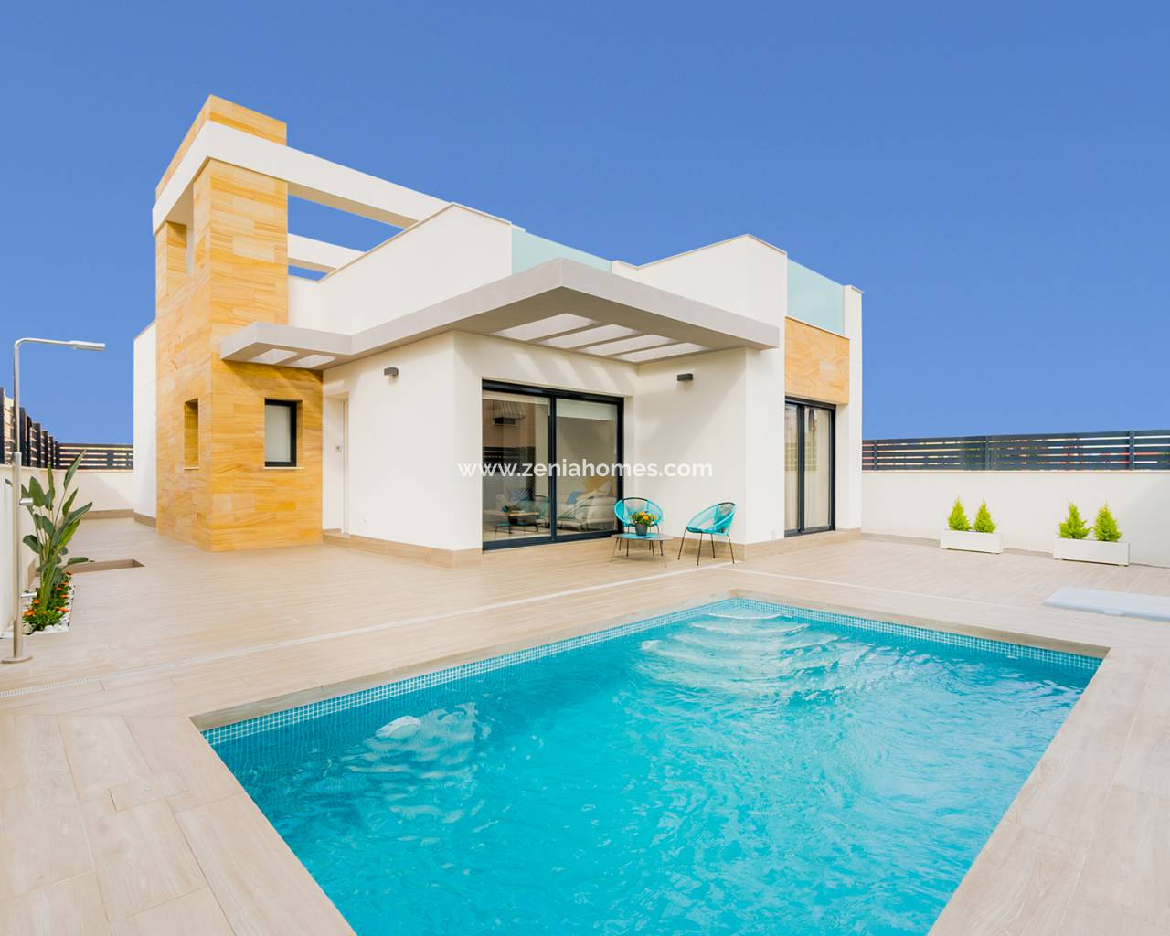 Detached Villa - Nouvelle construction - Torrevieja - Torrevieja