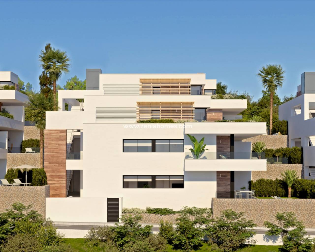 Duplex - New Build - Moraira - Moraira