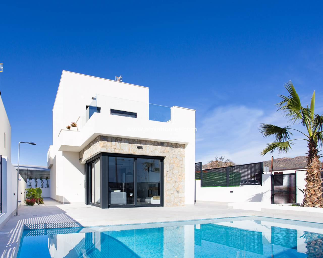 Freistehende Villa - New Build - Aguilas - Aguilas