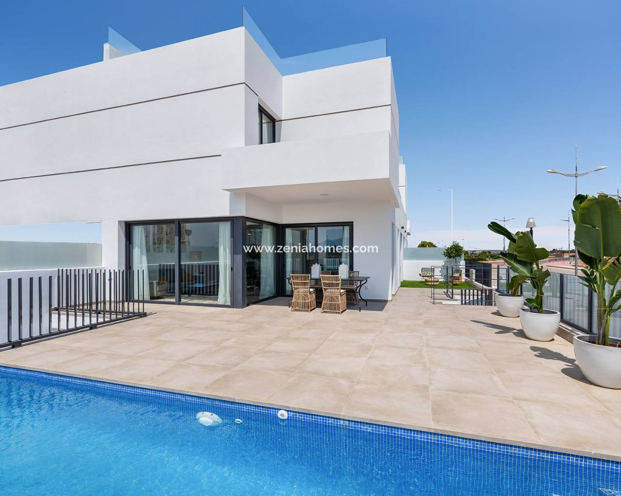 Semi-Detached Villa - Nouvelle construction - Dolores - Dolores