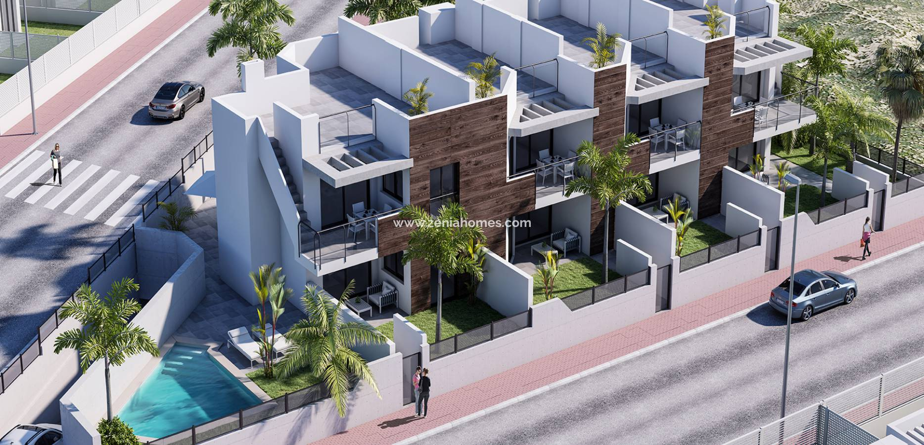 New Build - Duplex - Mazarron
