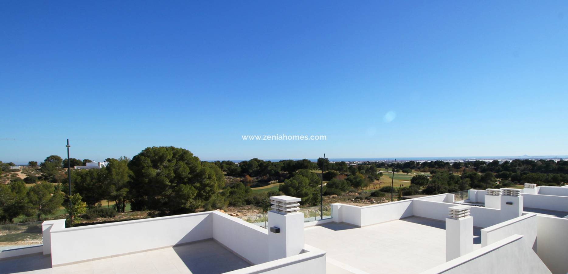 New Build - Semi-Detached Villa - Pilar de la Horadada