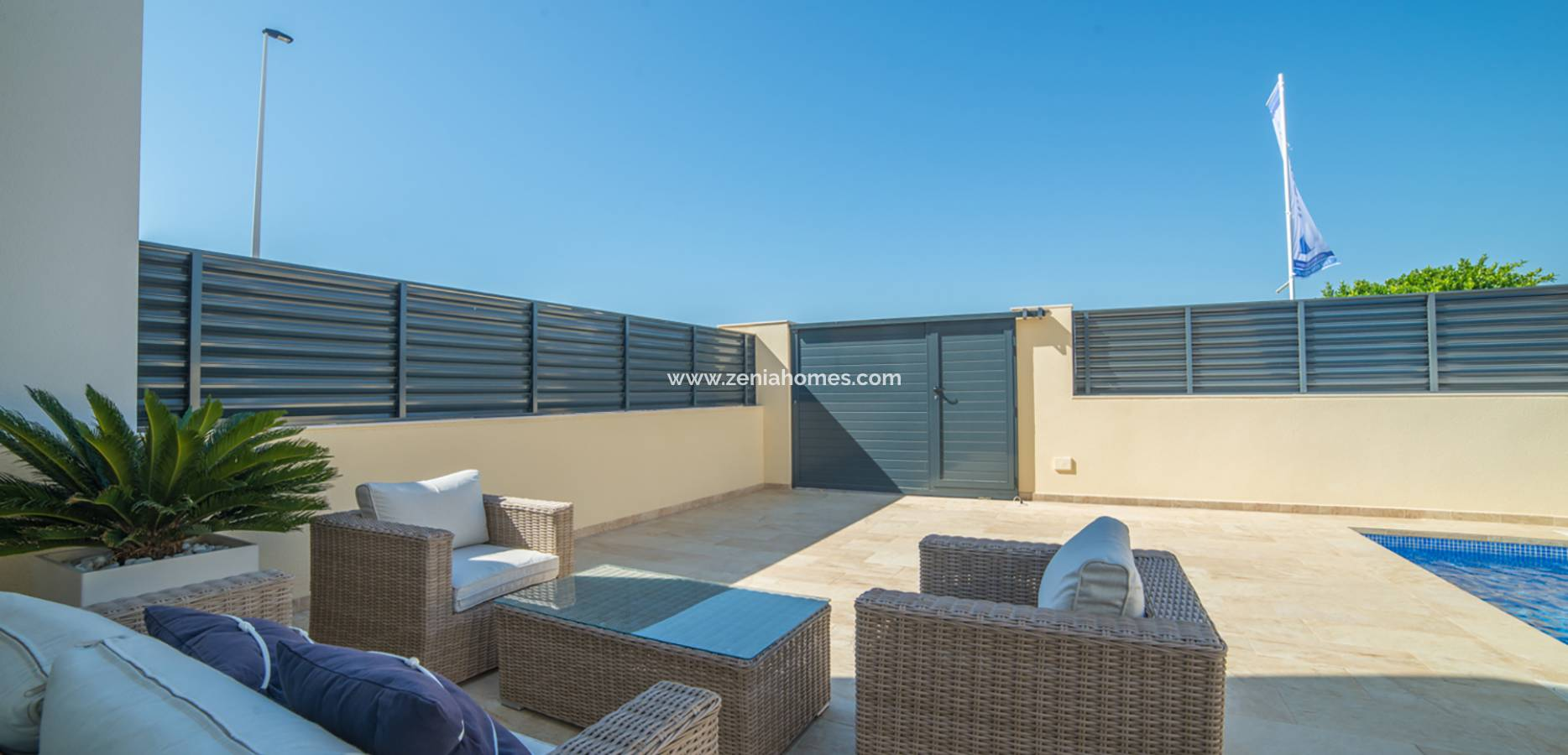 New Build - Semi-Detached Villa - Lo Pagan