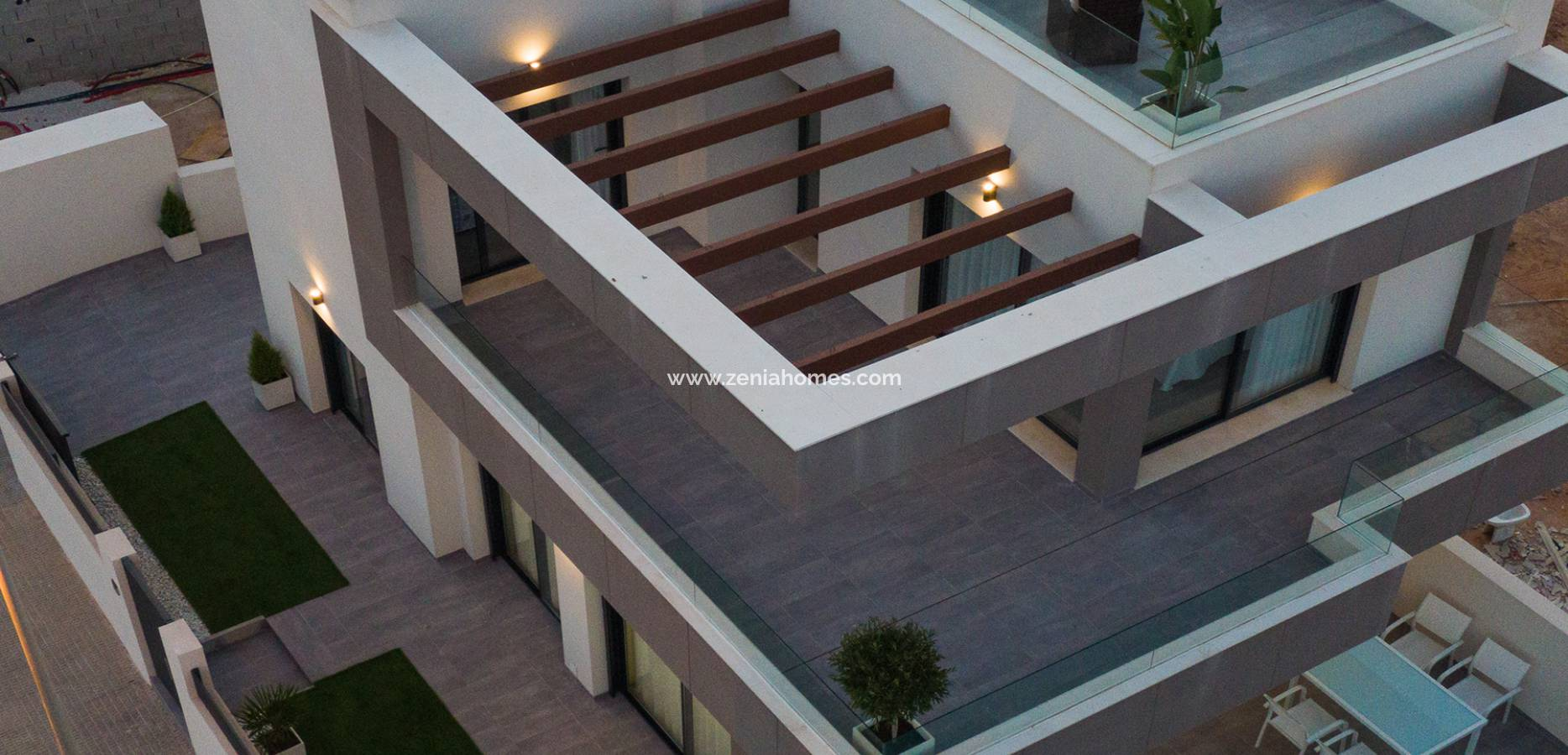 Nouvelle construction - Detached Villa - Los Montesinos