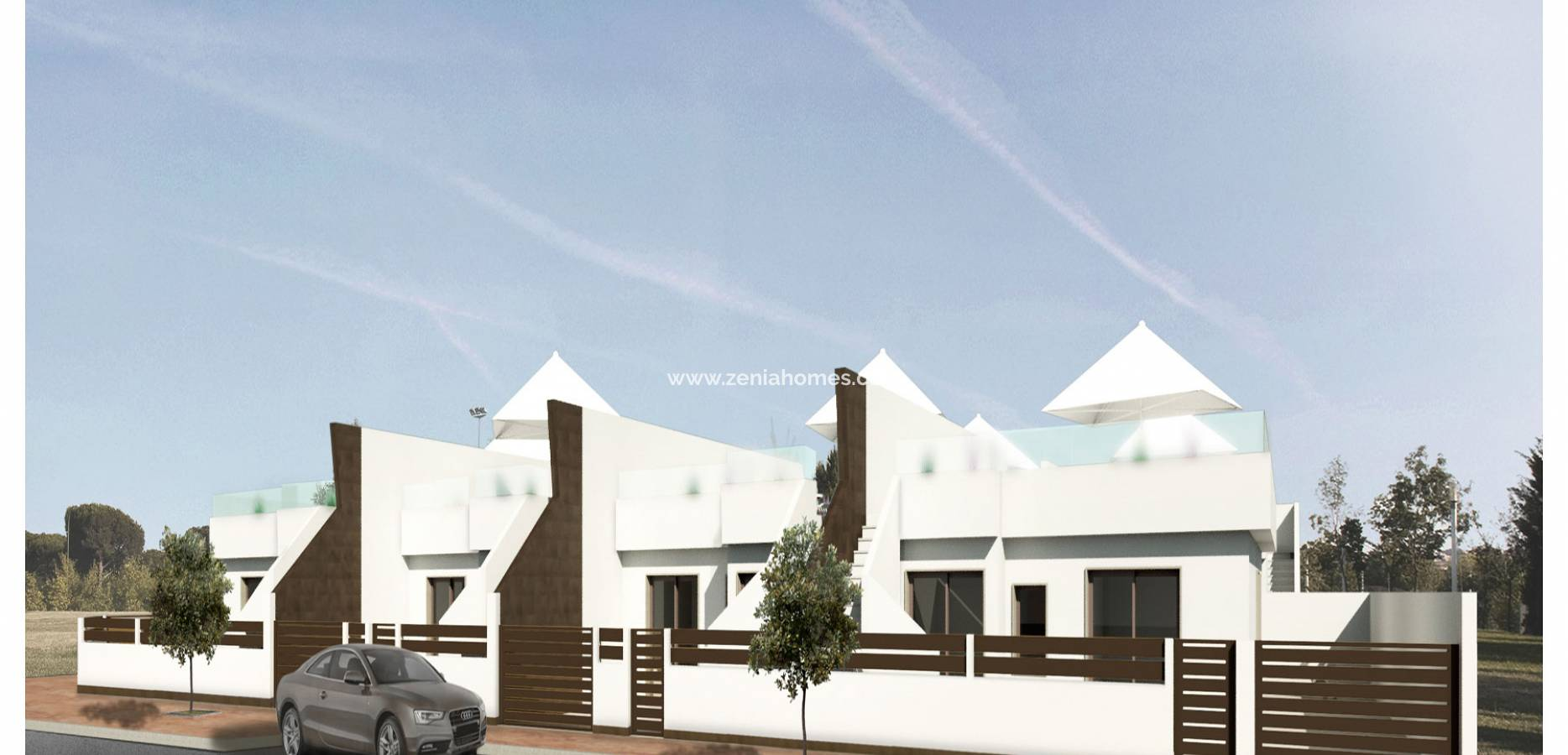 Nouvelle construction - Semi-Detached Villa - Pilar de la Horadada