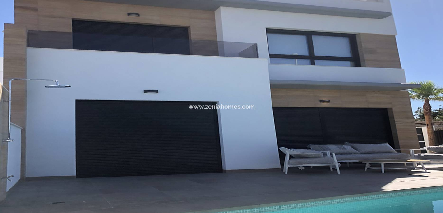 Nouvelle construction - Detached Villa - Benijofar