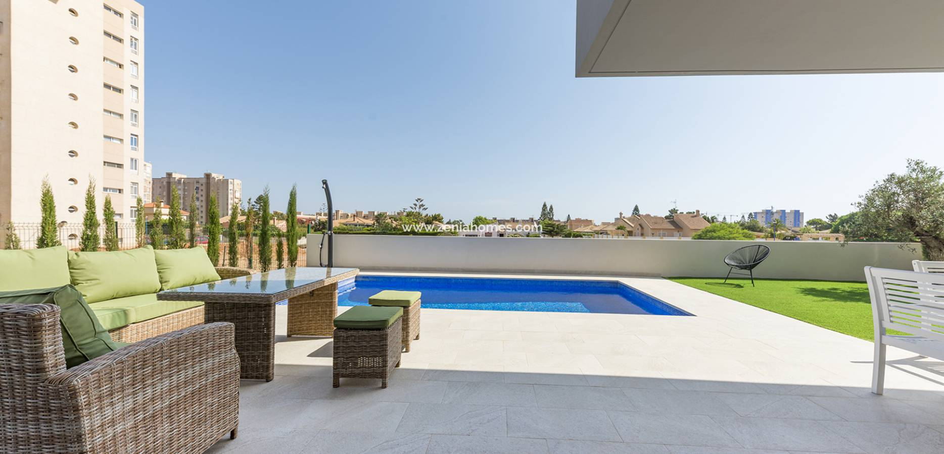 New Build - Freistehende Villa - Mar Menor